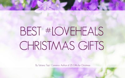Best #LoveHeals Christmas Gifts